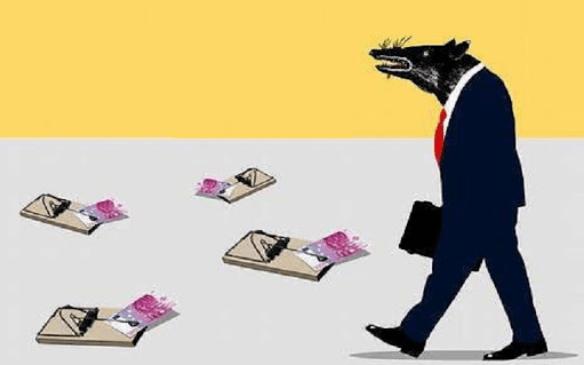ratas y politicos