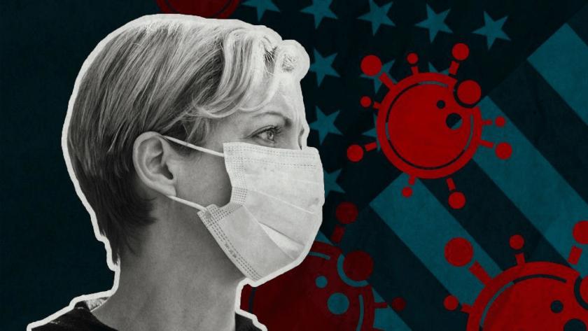 rebrote coronavirus Estados Unidos