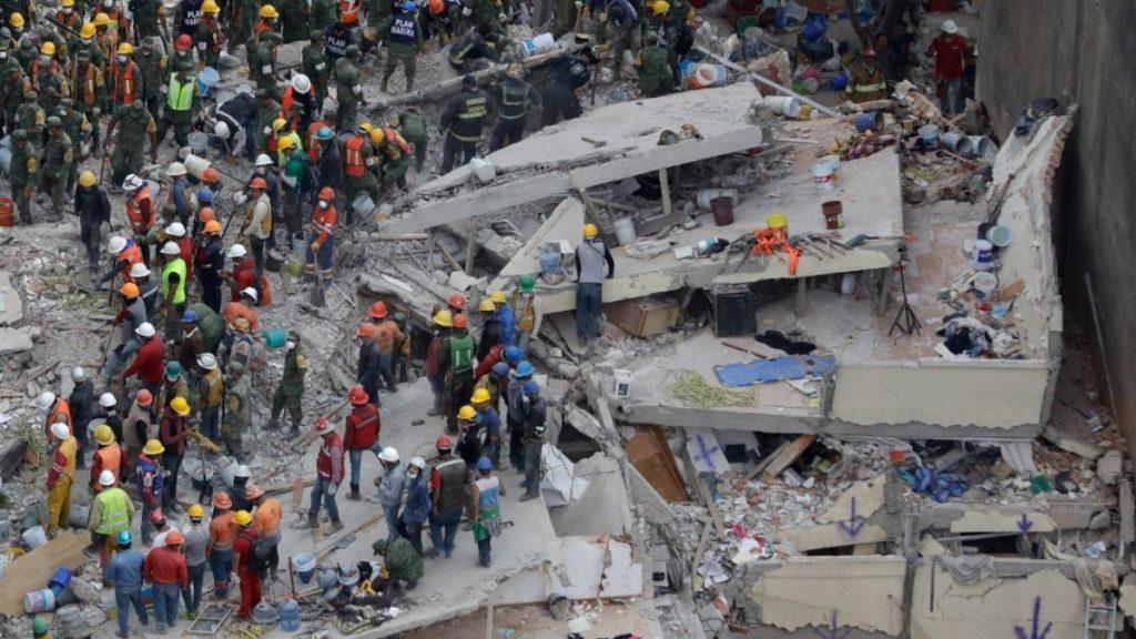 19 de septiembre terremoto