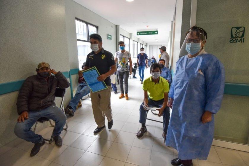 sistema de salud durante la pandemia