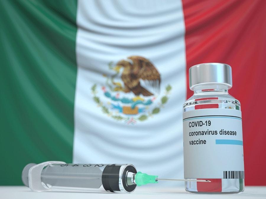 Vacuna contra el covid en México