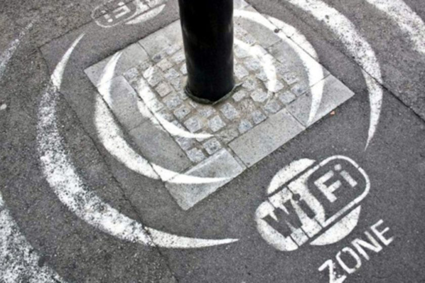 riesgos de conectarse a una red Wi-Fi abierta