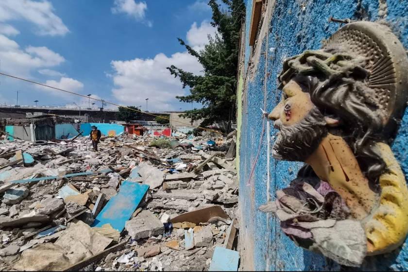 Ciudad Perdida de Tacubaya