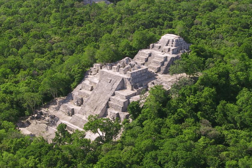 Calakmul, patrimonio, unesco