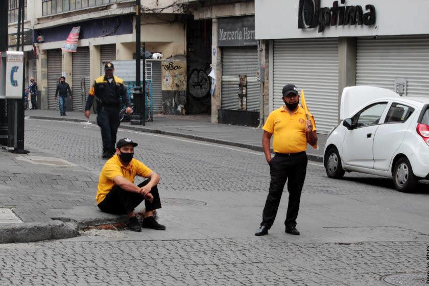 duenos de la calle