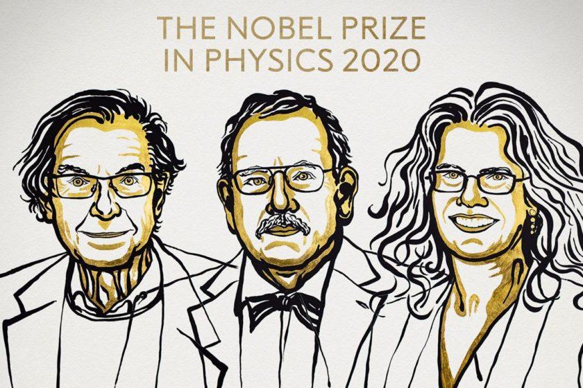 Twitter: NobelPrize