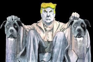 Trump y sus seguidores