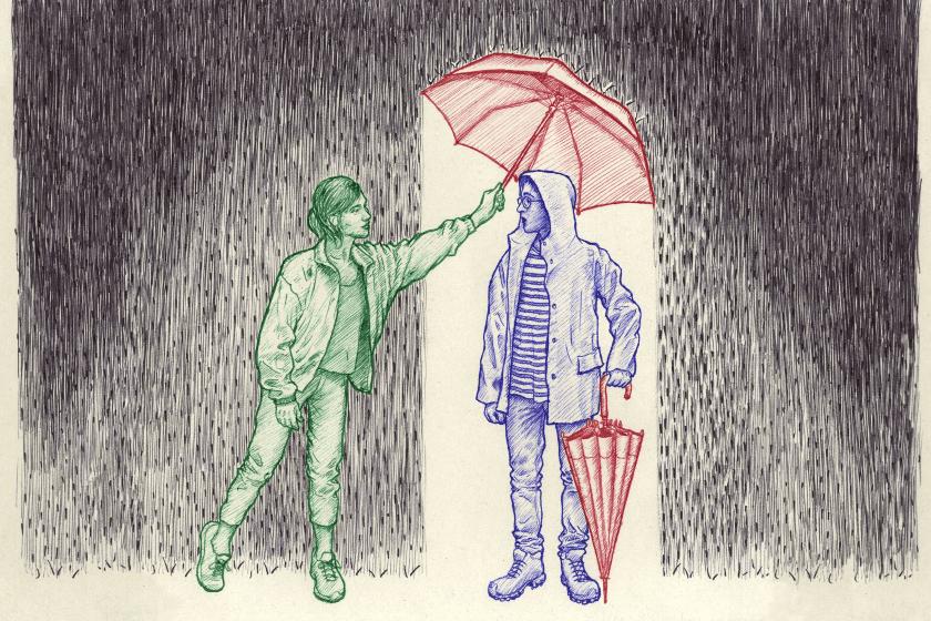 altruismo, bienestar por el otro