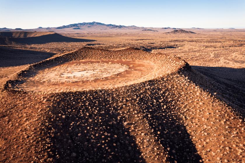 La Reserva de la Biosfera El Pinacate y Gran Desierto de Altar