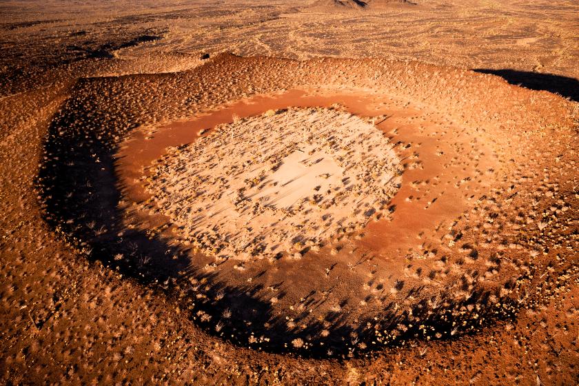 Reserva El Pinacate y Gran Desierto, Sonora