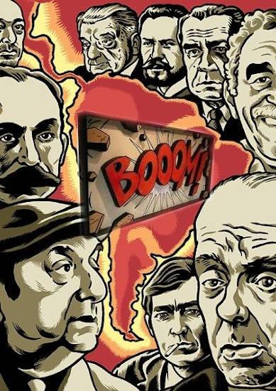 escritores del boom latinoamericano