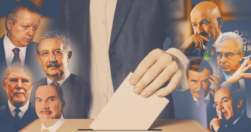 consulta votos, suprema corte