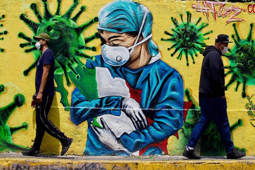 rebrote de pandemia