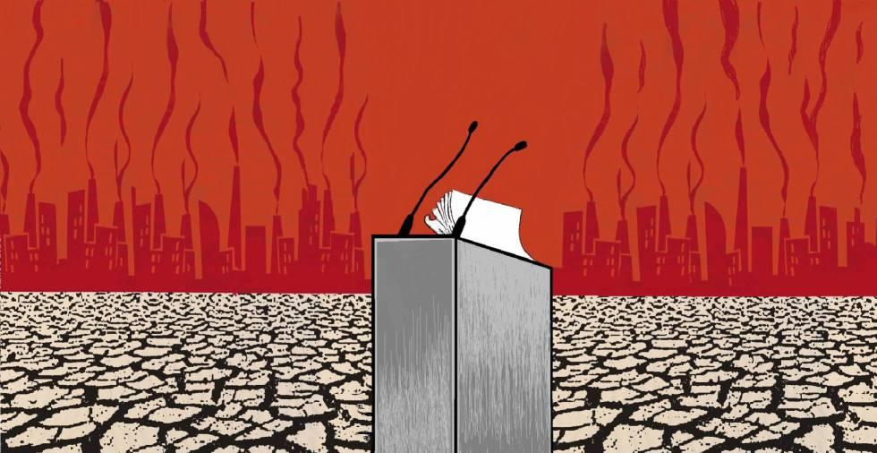 manifiesto, calentamiento global