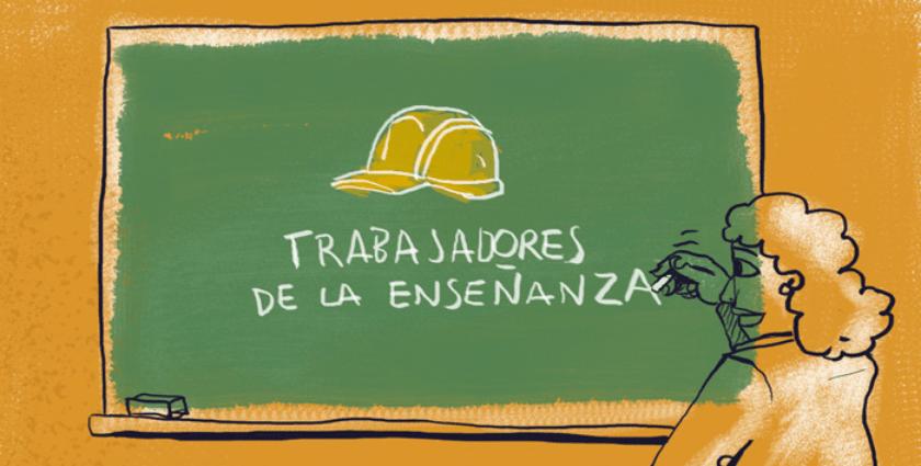 trabajadores por la educacion