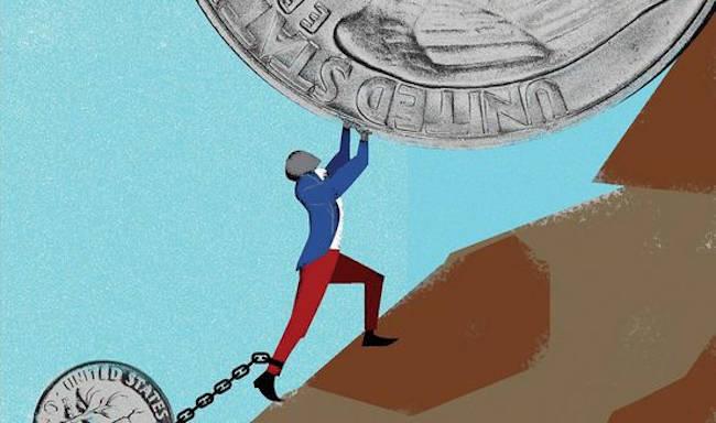 deuda y crisis
