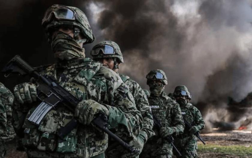 Ejercito mexicano, guardia nacional