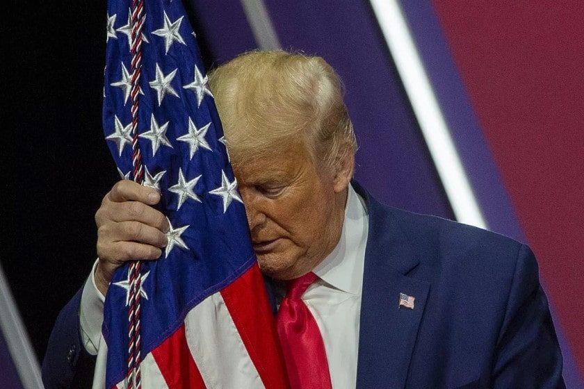 Trump da positivo a covid: efectos y consecuencias electorales