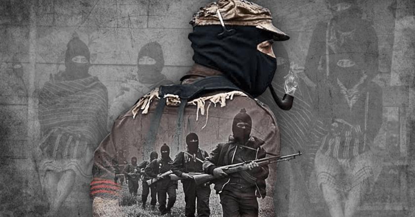 levantamiento zapatista chiapas, EZLN