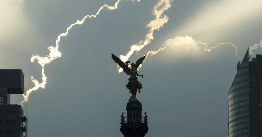 angel de independencia, futuro de mexico