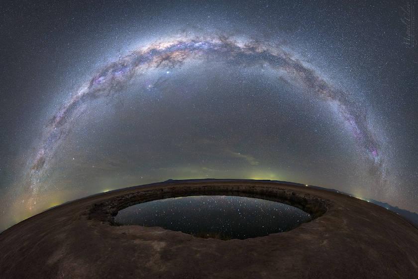 galaxia sagitario
