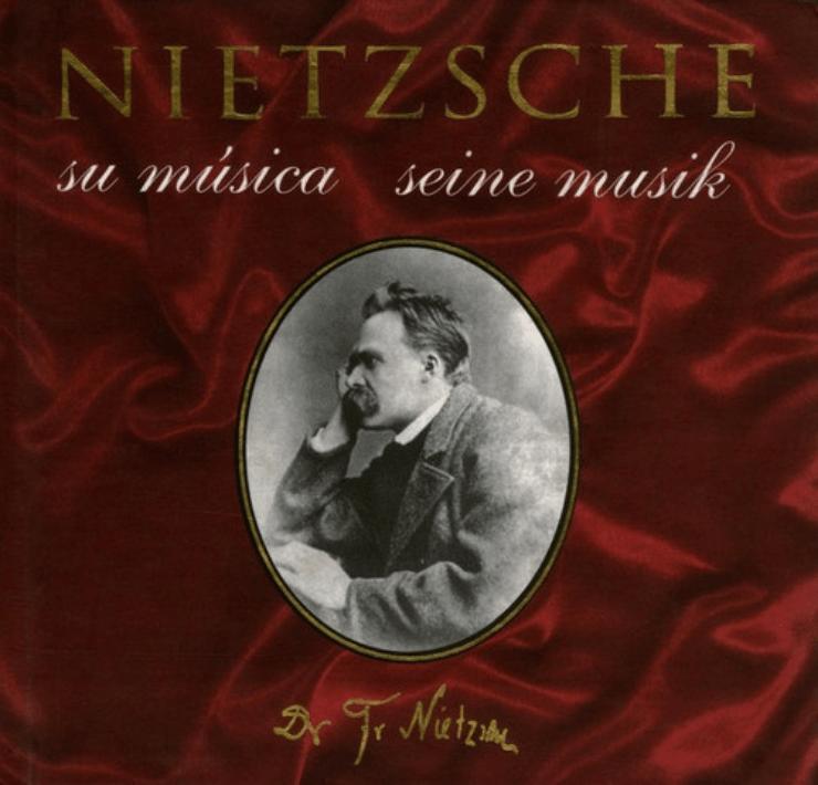 portada disco Nietzsche y su musica
