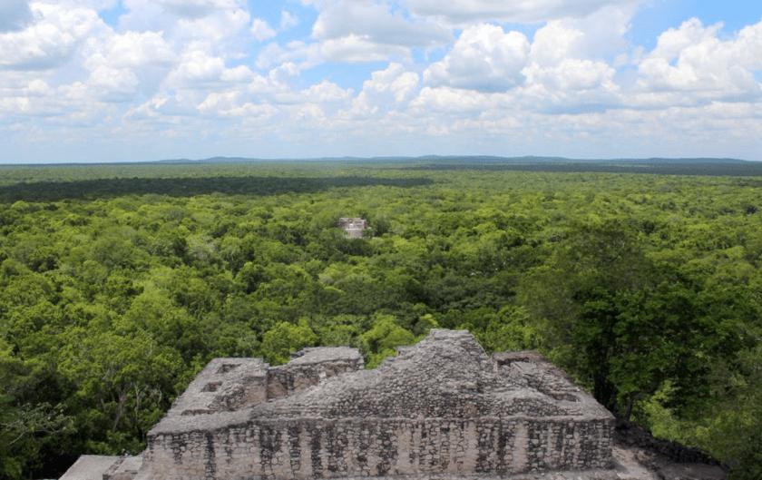 reserva de Calakmul