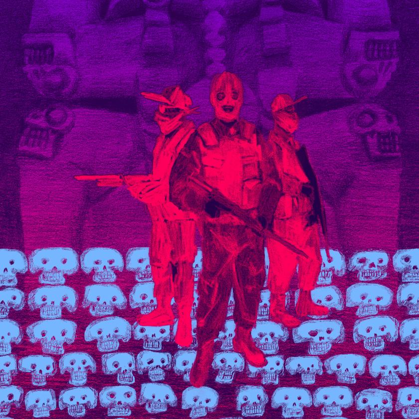violencia y crimen en Mexico
