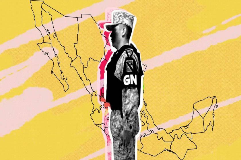 guardia nacional en mexico