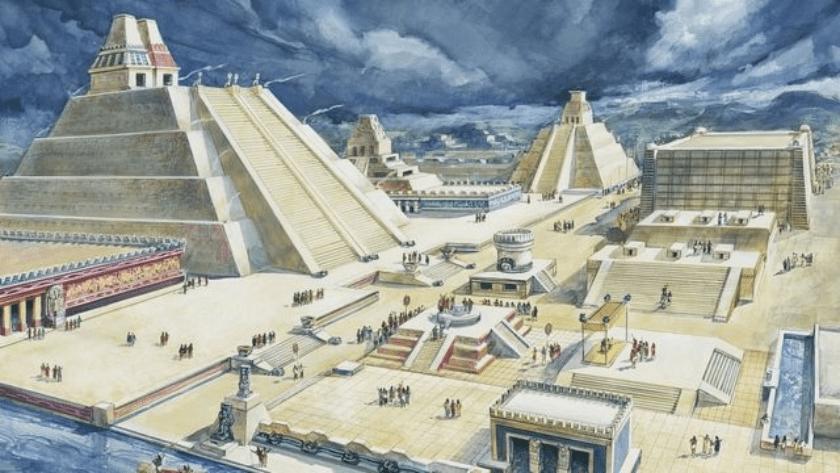 Mexico Tenochtitlan