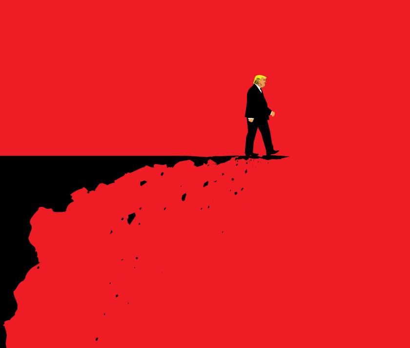 Trump en el abismo
