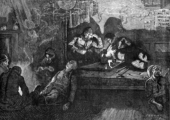 adiccion al opio