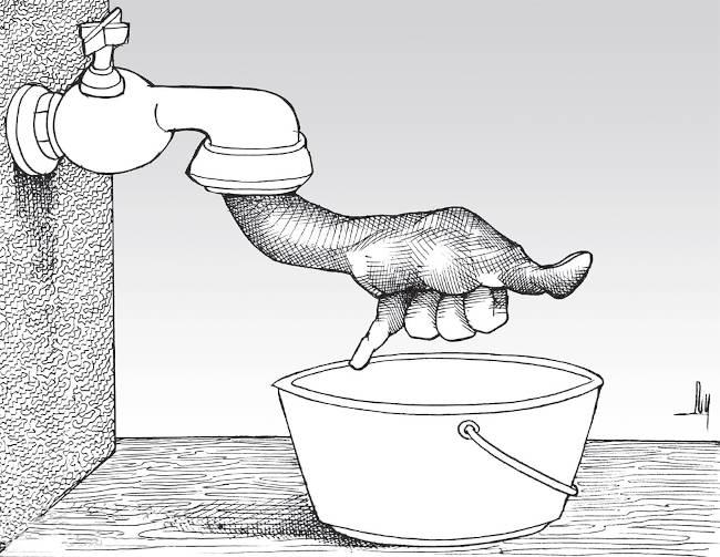 desabasto de agua