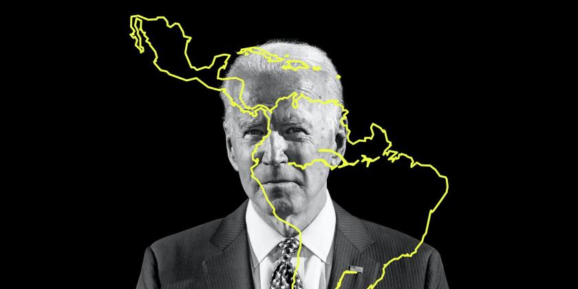 Biden y Latinoamerica