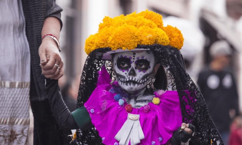 Catrina, Día de Muertos