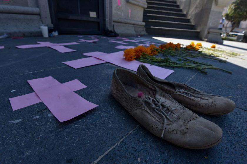 Niñas y mujeres desaparecidas en México