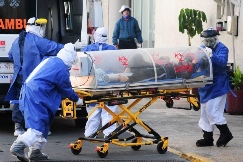 Capacidad hospitalaria COVID-19