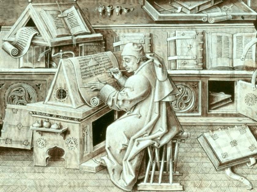 Edad Media, conocimiento