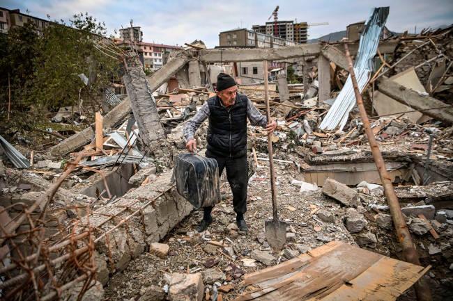 conflicto en armenia