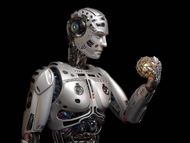 Yo robot de Isaac Asimov,