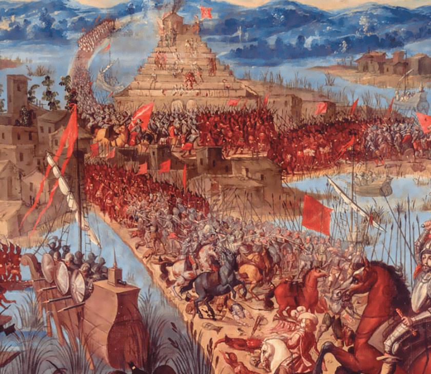 mexico 1521