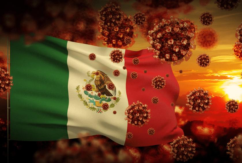 muertes en Mexico covid