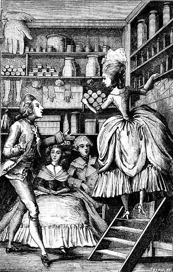 perfumes y fragancias en el renacimiento
