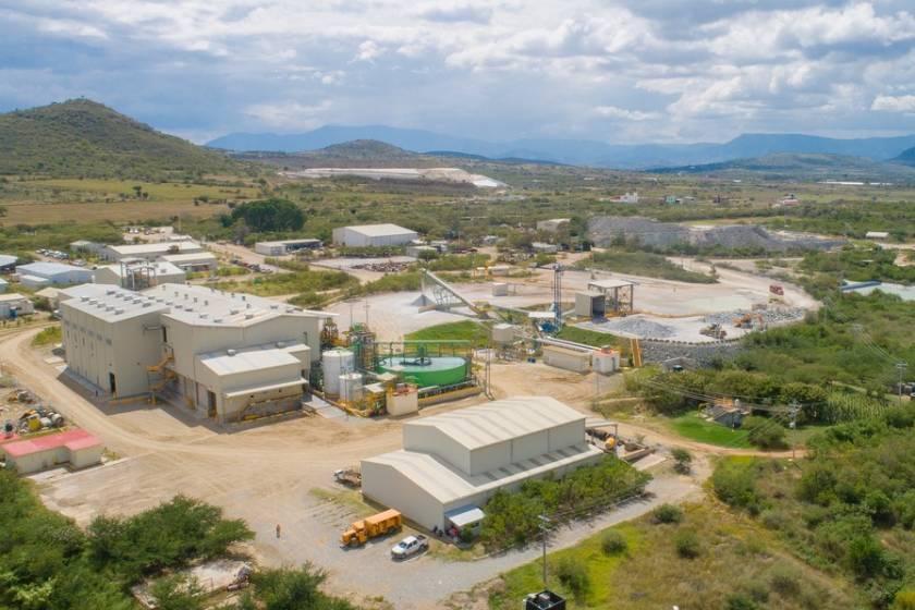 Compañía Minera Cuzcatlan_Oaxaca_campaña