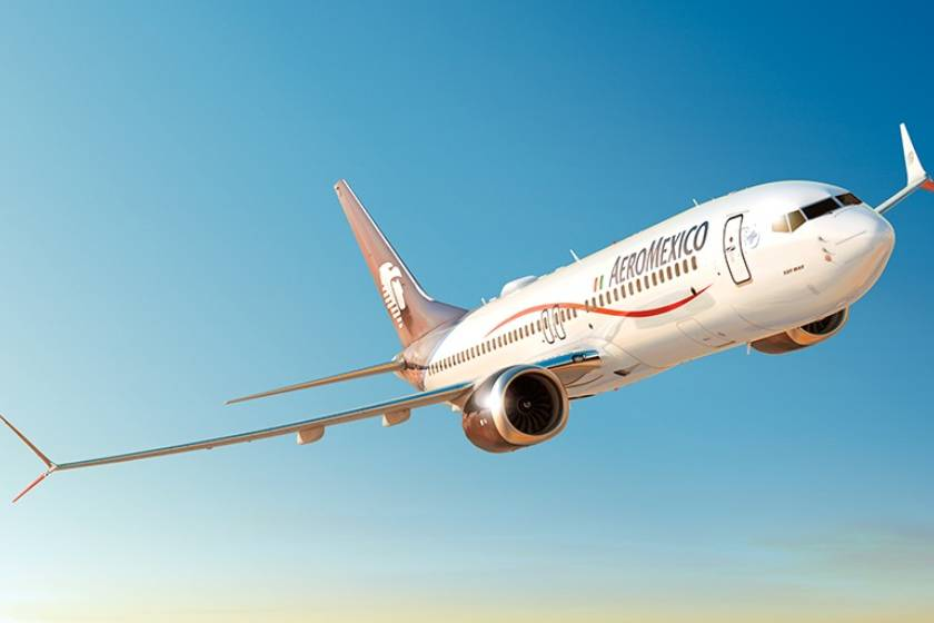Boeing 737 MAX_Aeroméxico_reinicia