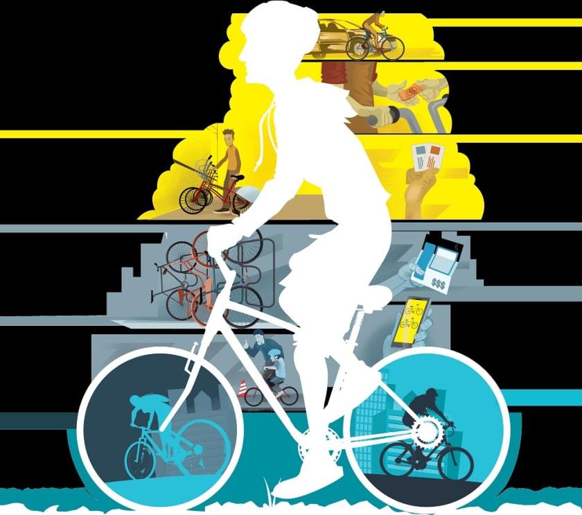 bicicleta CDMX