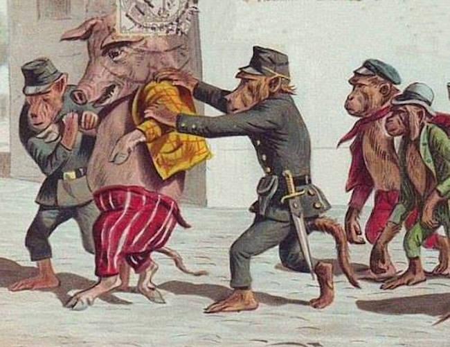 sentencia al cerdo