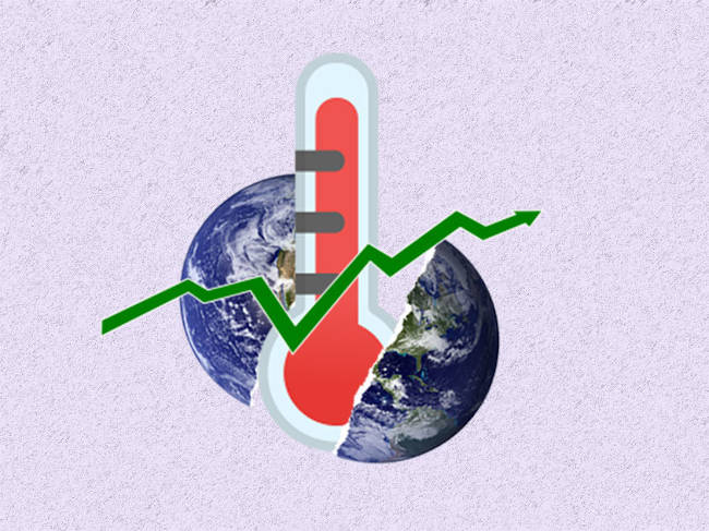 calentamiento global emisiones