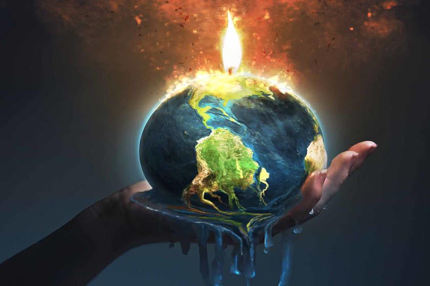 emisiones y calentamiento global