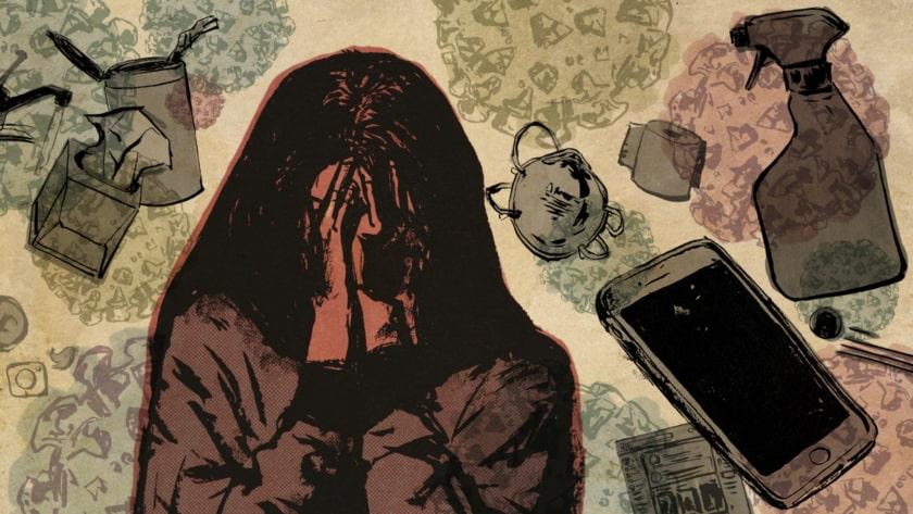 pandemia y miedo